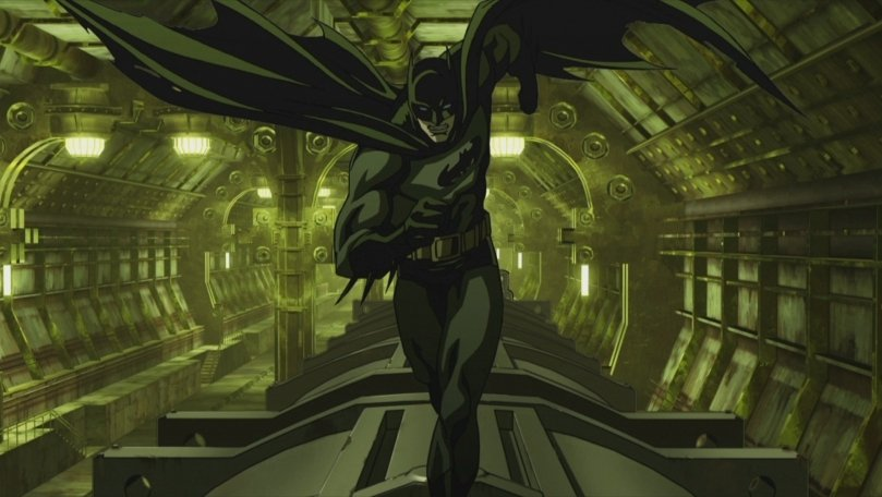Pulpy Fictions: Batman: Gotham Knight
