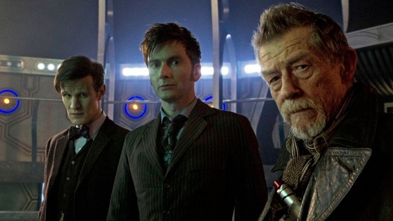 "Doctor Who Recap: 50th Anniversary Special, ""The Day of the Doctor"""