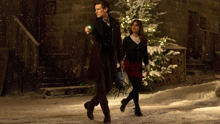 "Doctor Who Recap: 2013 Christmas Special, ""The Time of the Doctor"""