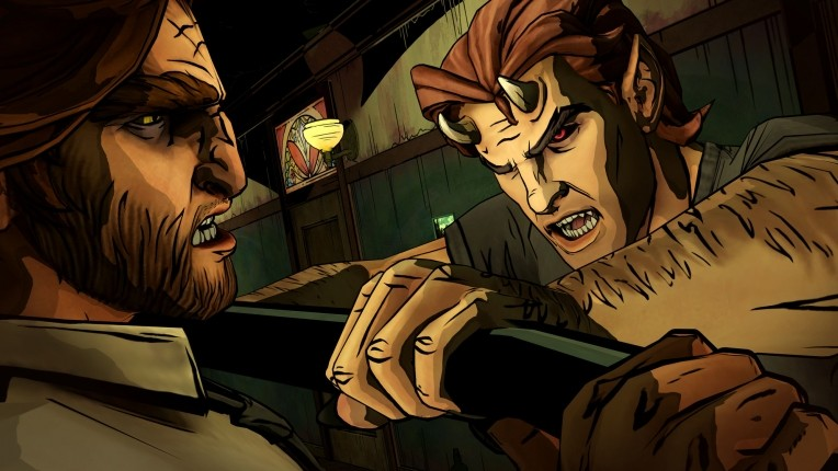 Review: The Wolf Among Us Episode 2: Smoke and Mirrors