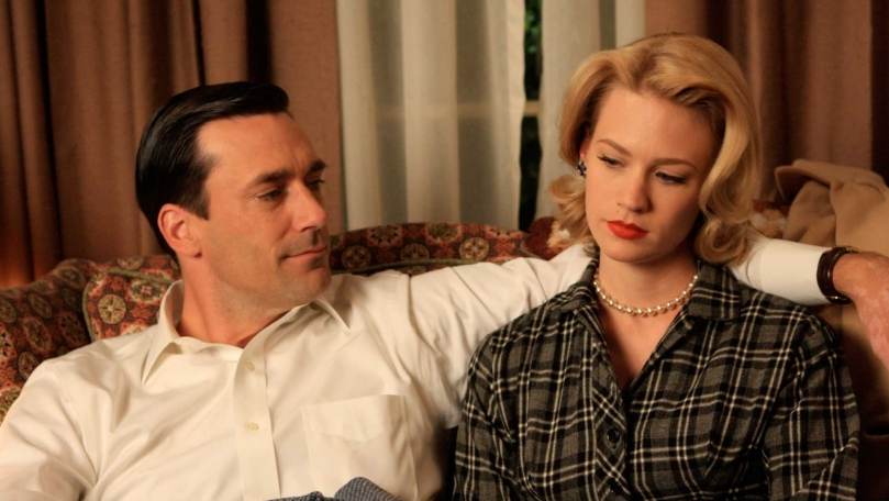"""Mad Men Recap: Season 2, Episode 1, """"For Those Who Think Young"""""""