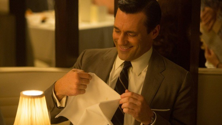 "Mad Men Recap: Season 7, Episode 1, ""Time Zones"""