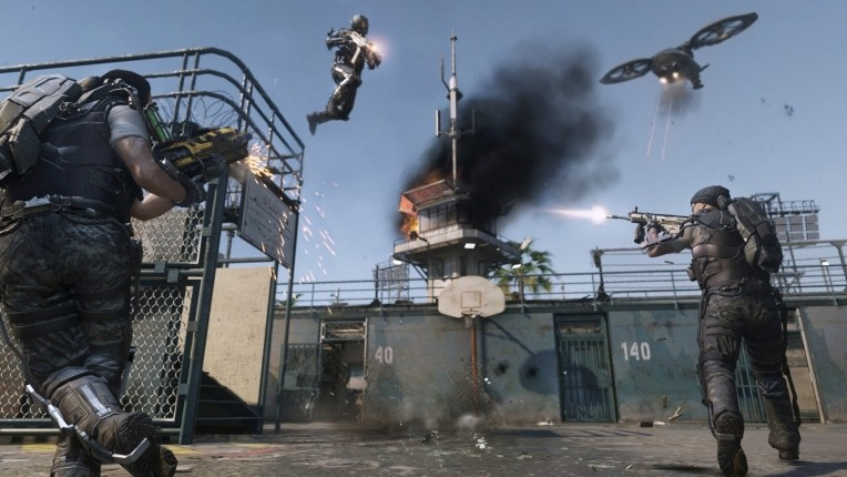 Call of Duty: Advanced Warfare Multiplayer Pushes Series Forward