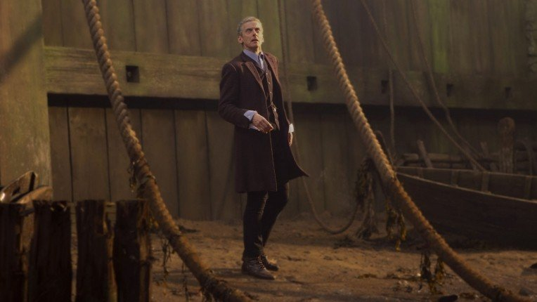"Doctor Who Recap: Season 8, Episode 1, ""Deep Breath"""