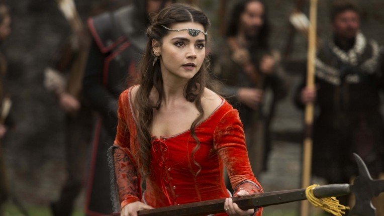 "Doctor Who Recap: Season 8, Episode 3, ""Robot of Sherwood"""