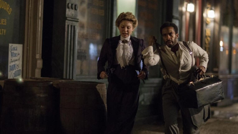 "The Knick Recap: Season 1, Episode 5, ""They Capture the Heat"""