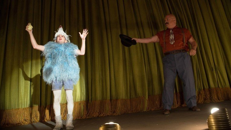 "American Horror Story: Freak Show Recap: Episode 2, ""Massacres and Matinees"""
