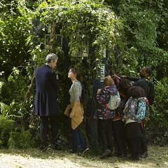 "Doctor Who Recap: Season 8, Episode 10, ""In the Forest of the Night"""