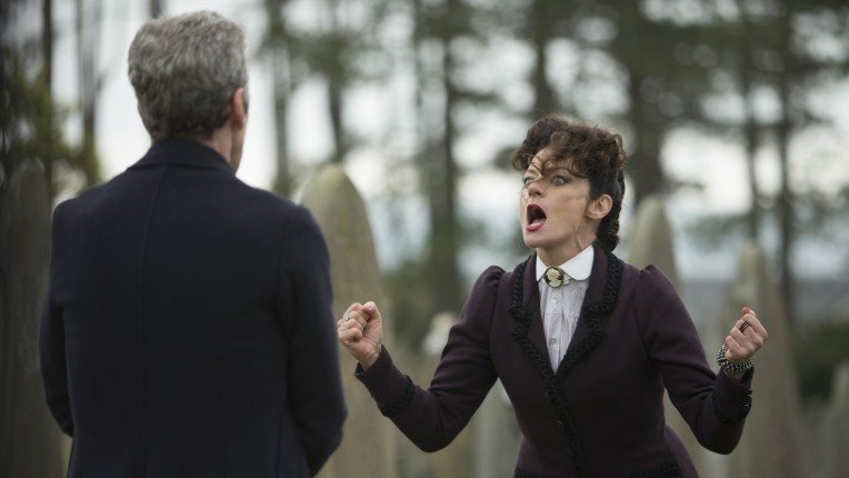 "Doctor Who Recap: Season 8, Episode 12, ""Death in Heaven"""