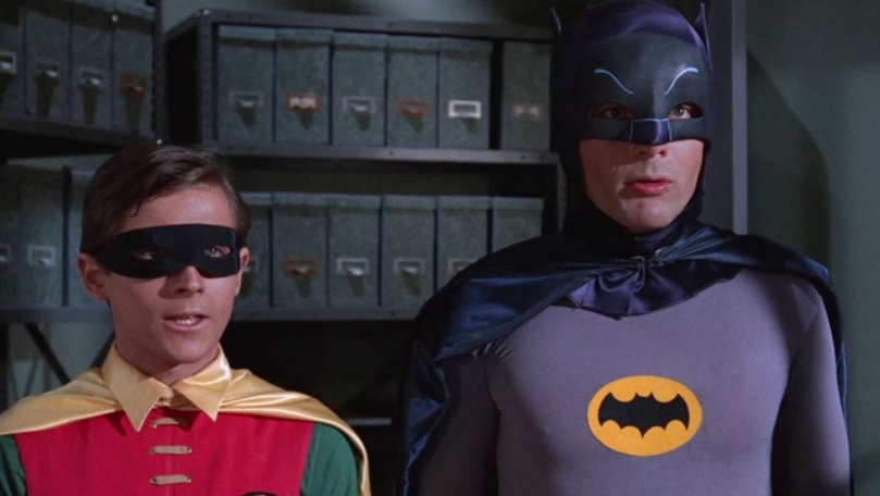 Holy Moly! Batman TV Series Now on Blu-ray and DVD