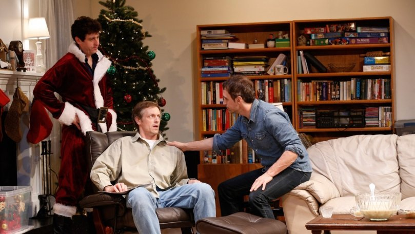 Review: Straight White Men at the Public Theater