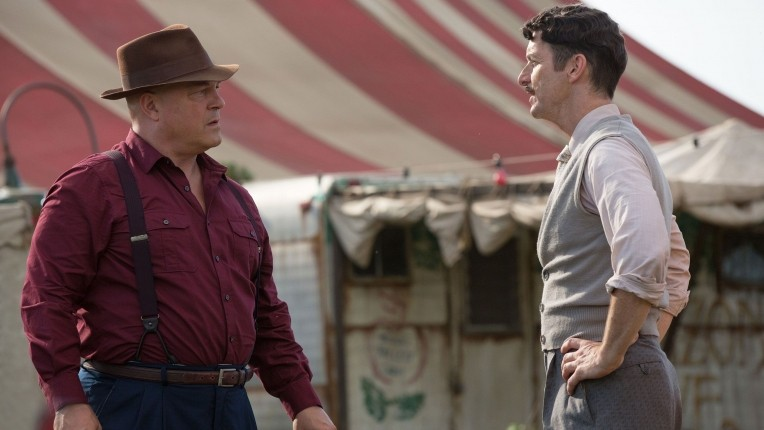 "American Horror Story: Freak Show Recap: Episode 7, ""Test of Strength"""