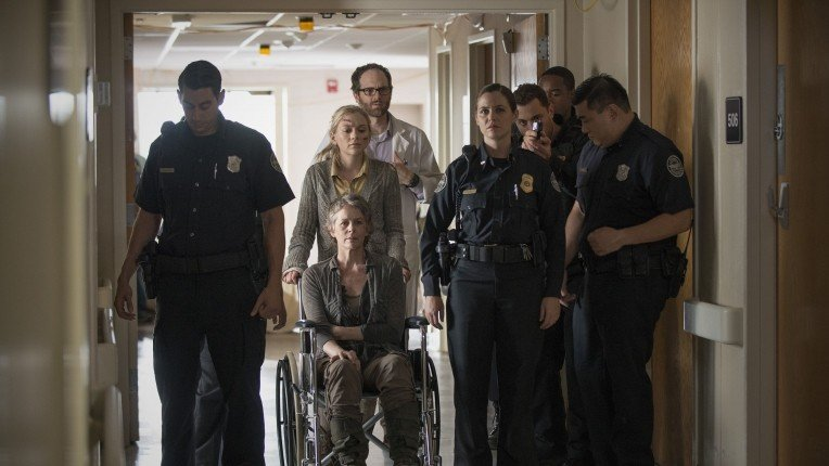 "The Walking Dead Recap: Season 5, Episode 8, ""Coda"""