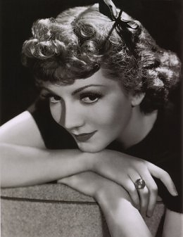 Claudette Colbert: The Dark Side of the Moon