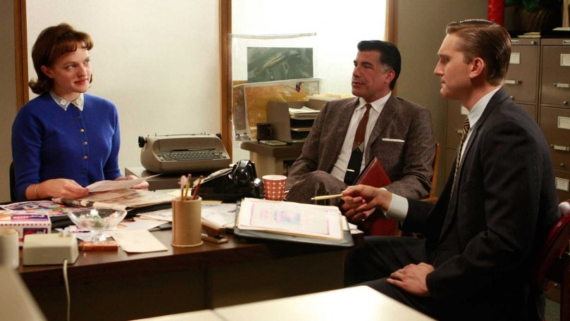 "Mad Men Recap: Season 2, Episode 11, ""The Jet Set""; Episode 12, ""The Mountain King""; Episode 13, ""Meditations in an Emergency"""