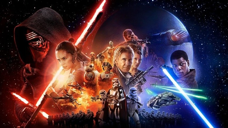 Box Office Rap: Star Wars: The Force Awakens and the Presale Box Office