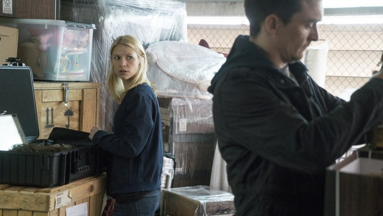 """Homeland Recap: Season 5, Episode 4, """"Why Is This Night Different?"""""""
