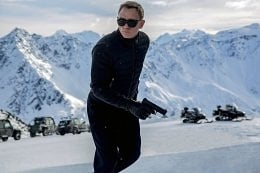 Box Office Rap: Spectre and Daniel Craig's Straight Talk