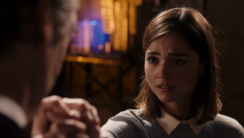 "Doctor Who Recap: Season 9, Episode 10, ""Face the Raven"""