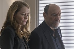 "Homeland Recap: Season 5, Episode 10, ""New Normal"""