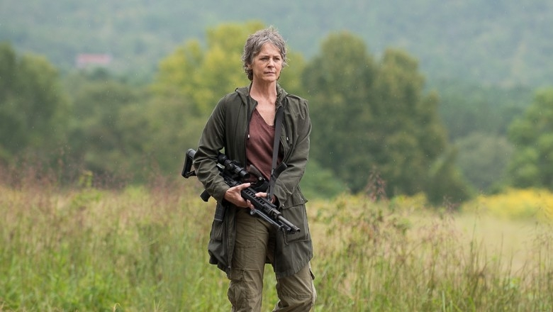 "The Walking Dead Recap: Season 6, Episode 12, ""No Tomorrow Yet"""