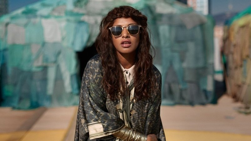 "Watch: M.I.A. Teams with H&M for Fashion-Forward New Music Video ""Rewear It"""