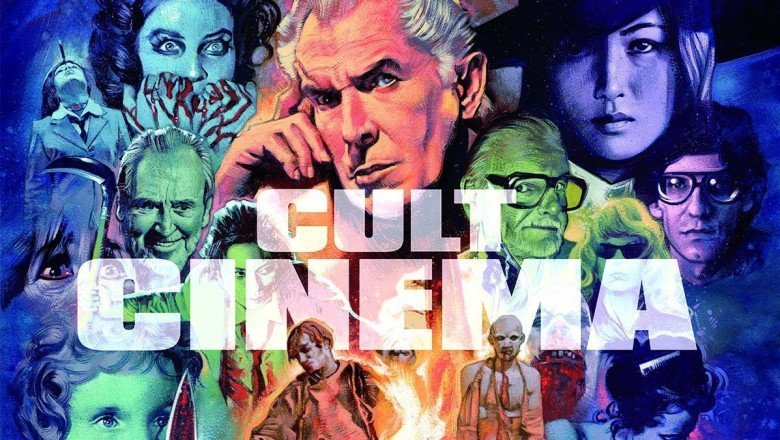 A Deadly Blessing: Cult Cinema: An Arrow Video Companion