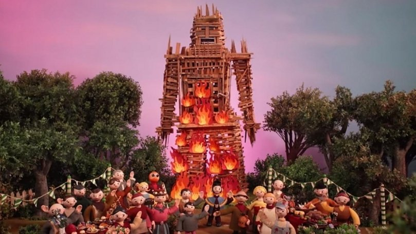 "Radiohead Drops New Single & Wicker Man-Inspired Music Video for ""Burn the Witch"""