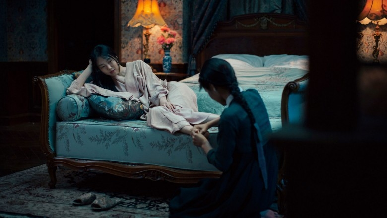 Cannes Film Review: The Handmaiden