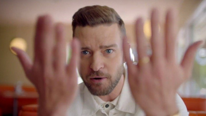 "Justin Timberlake's ""Can't Stop the Feeling!"" Music Video Is a Derivative, Lazy Bore"