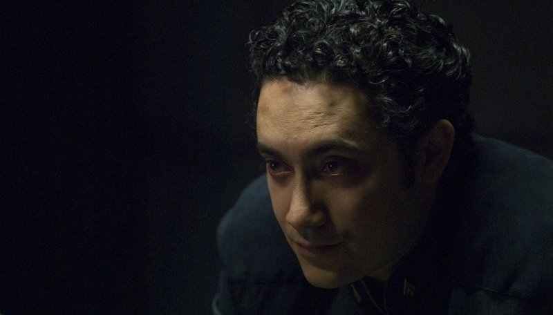 "Battlestar Galactica Recap: Season 4, Episode 14, ""Blood on the Scales"""