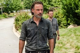 "The Walking Dead Recap: Season 7, Episode 9, ""Rock in the Road"""