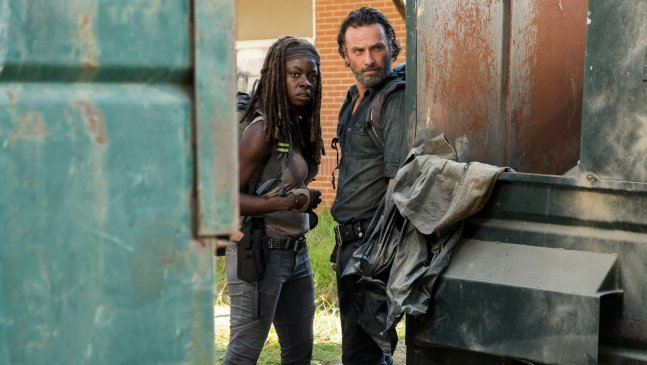 "The Walking Dead Recap: Season 7, Episode 12, ""Say Yes"""