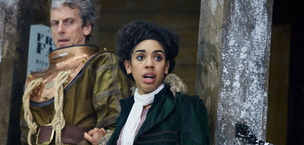 "Doctor Who Recap: Season 10, Episode 3, ""Thin Ice"""