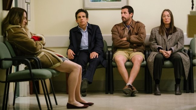 Cannes Film Review: The Meyerowitz Stories (New and Selected)