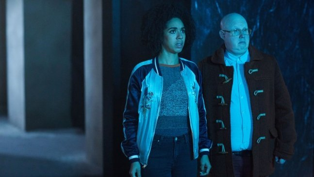 """Doctor Who Recap: Season 10, Episode 7, """"The Pyramid at the End of the World"""""""