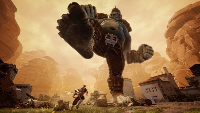 Ogre-Killing Game Extinction Coming To Xbox One in 2018