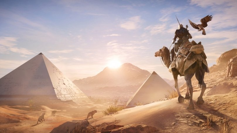 Ubisoft Reveals Assassin's Creed Origins and Confirms October Release