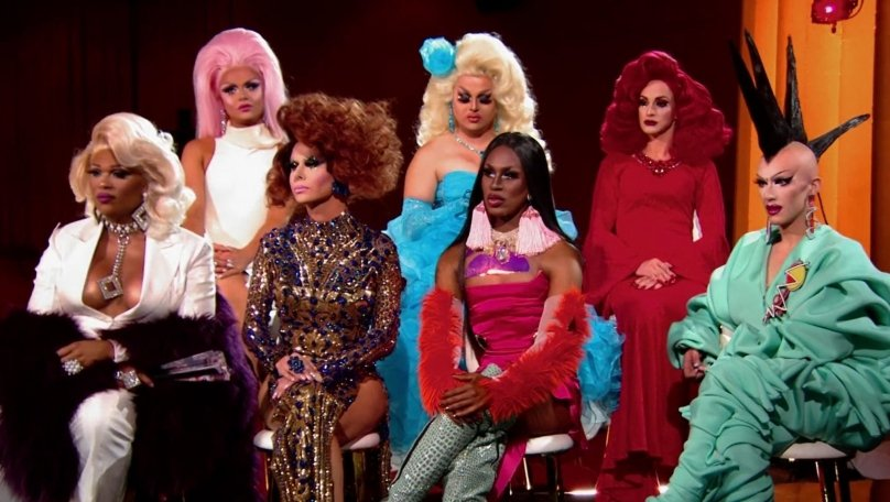 "RuPaul's Drag Race Recap: Season 9, Episode 13, ""Reunited"""