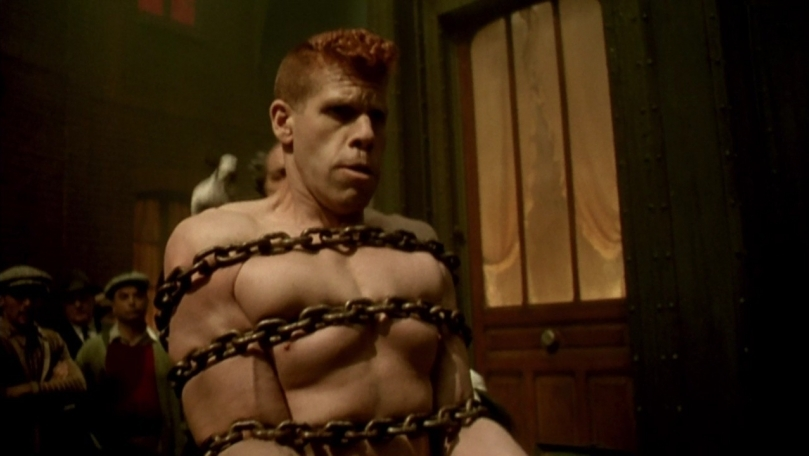 Out of the Shadows: An Interview with Ron Perlman