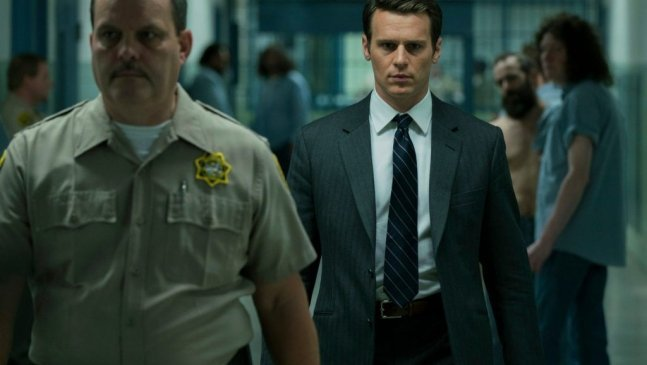Netflix releases trailer for MINDHUNTER - Premiering October 13