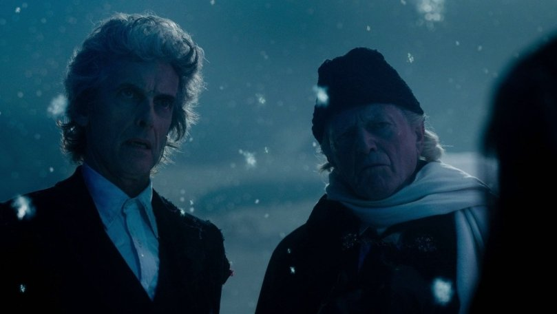 "Doctor Who Recap: 2017 Christmas Special, ""Twice Upon a Time"""