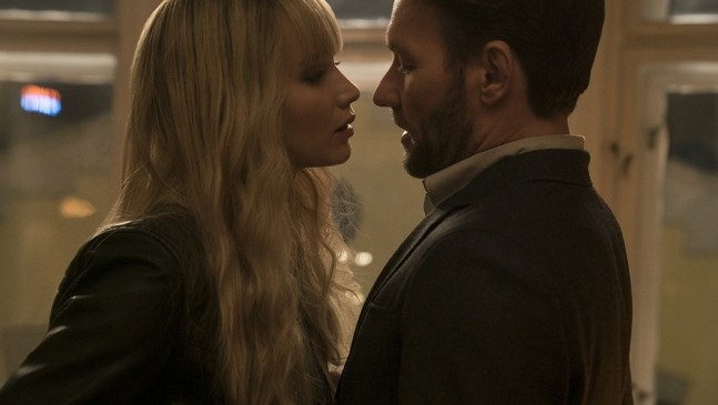 Red Sparrow Trailer: Jennifer Lawrence Learns the Spy Game