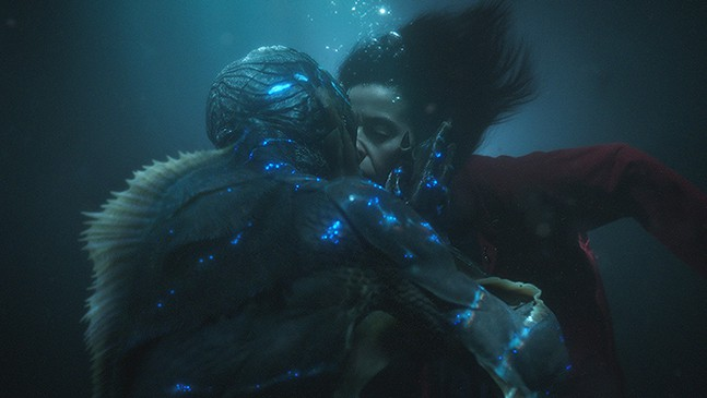 2018 Oscar Nominations: The Shape of Water Leads Field, James Franco Shut Out, & Rachel Morrison Makes History