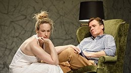 Theater Review: Edward Albee's At Home at the Zoo at the Signature Theatre