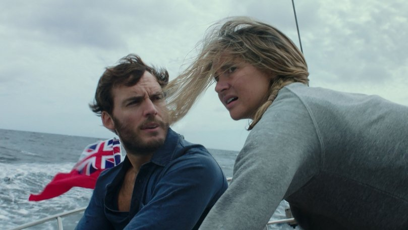 'Adrift' Trailer: Shailene Woodley and Sam Claflin Get Lost at Sea