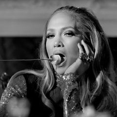 "Jennifer Lopez, Cardi B, and DJ Khaled Get Lit in ""Dinero"" Music Video"