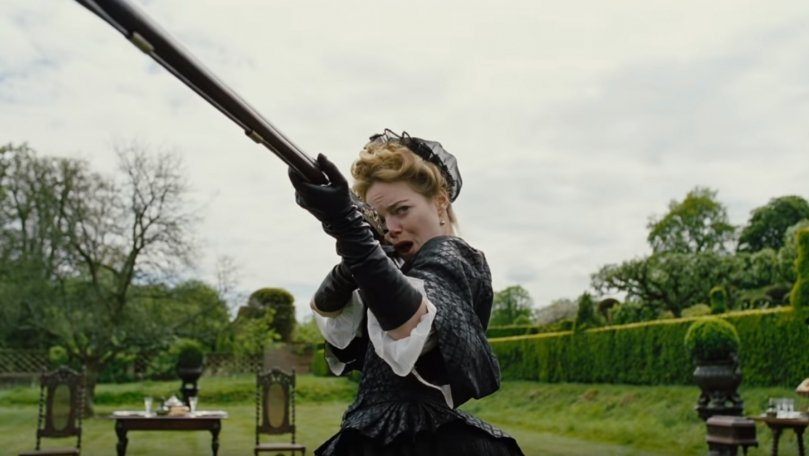 Emma Stone Stars In 'The Favourite' Trailer