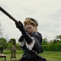 Watch the Teaser Trailer for Yorgos Lanthimos's The Favourite with Olivia Colman, Emma Stone, and Rachel Weisz