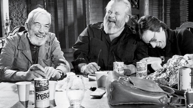 Netflix Releases Trailer for The Other Side of the Wind, Orson Welles's Last Film